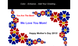 Mothers Day Personalized Gift Maker screenshot 1/6