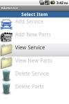 Vehicle  Report  screenshot 5/6