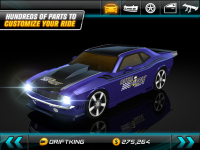 Drift Mania: Street Outlaws Free screenshot 2/3