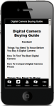 Digital Camera Buying Guide screenshot 4/4