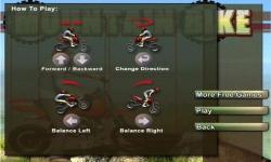 Mountain Moto Racing II screenshot 2/4