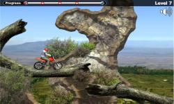 Mountain Moto Racing II screenshot 3/4