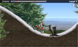 Mountain Moto Racing II screenshot 4/4