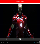 Ironman HD wallpaper screenshot 2/3