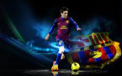 Lionel Messi Exclusive HD Wallpaper screenshot 2/6
