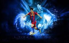 Lionel Messi Exclusive HD Wallpaper screenshot 5/6