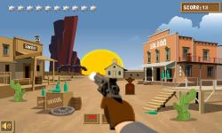 Cowboy Sniper II screenshot 2/4