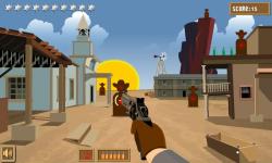 Cowboy Sniper II screenshot 4/4