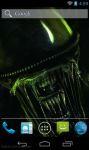 Alien Wallpaper HD screenshot 2/2