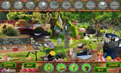 Free Hidden Object Games - Park Land screenshot 3/4