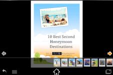 ScrapBook 1 Honeymoon Destinations screenshot 1/4