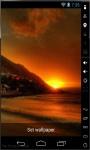 Tenerife Sunset Live Wallpaper screenshot 2/2