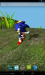 Sonic 3D LWP screenshot 1/2