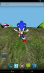 Sonic 3D LWP screenshot 2/2