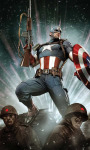 Captain America Winter Soldier Jigsaw Puzzle 5 screenshot 1/4