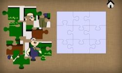 Kids Jigsaw Puzzles Ambition screenshot 2/4