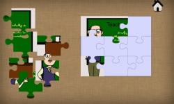 Kids Jigsaw Puzzles Ambition screenshot 3/4