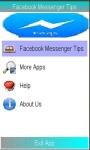 Facebook Messenger Tips/Guide screenshot 1/3