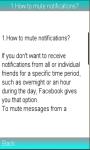 Facebook Messenger Tips/Guide screenshot 3/3