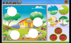 Simple Kids Puzzle - Farms screenshot 6/6