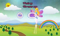 Fairy Dress Up Free screenshot 1/3