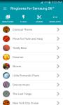 Ringtones for Samsung S6 screenshot 1/6