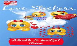 Love stickers wallpaper photo -1 screenshot 1/4