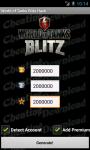World of Tanks Blitz Cheats screenshot 2/2