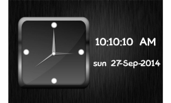 Analog Clock Live Wallpaper App screenshot 5/6