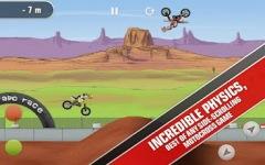 Mad Skills Motocross screenshot 2/4