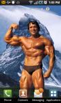 Arnold Schwarzenegger Live Wallpaper screenshot 1/3