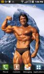 Arnold Schwarzenegger Live Wallpaper screenshot 2/3