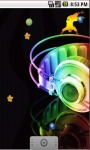 3D Music Live Wallpaper screenshot 2/5