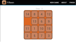 Fifteen Puzzle Game screenshot 4/4