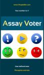 Assay Voter screenshot 1/6