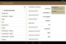 MultiConverter - UnitConverter screenshot 3/4