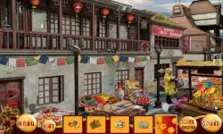 Free Hidden Objects Game - The Dragon Club screenshot 3/4