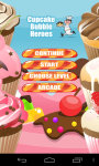 Cupcake Bubble Heroes screenshot 1/6