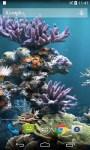 Amazing Aquarium Live Wallpaper screenshot 1/4