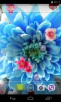 Flowers 3D Live Wallpaper parallax effect screenshot 3/5