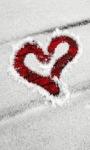 Ice Heart Live Wallpaper screenshot 2/3