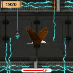 Flappy Eagles V2 screenshot 2/3
