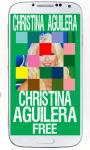 Christina Aguilera Puzzle Games screenshot 2/6