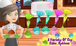Cup Cake Maker 2015 screenshot 1/6