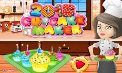 Cup Cake Maker 2015 screenshot 6/6