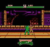 Teenage Mutant Ninja Turtles - Tournament Fighters screenshot 1/4