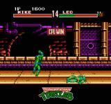 Teenage Mutant Ninja Turtles - Tournament Fighters screenshot 2/4