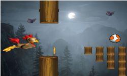 flappy chicken mystery screenshot 2/4