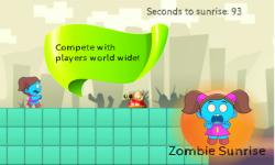Zombie Sunrise screenshot 1/1