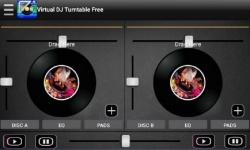Virtual DJ deck screenshot 1/6